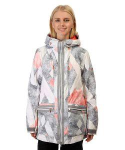 Roxy   Куртка Tb Ascend Frozen Mountain Heat