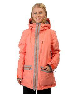 Roxy | Куртка Женская Tb Ascend Camellia