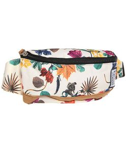 The Pack Society | Сумка Поясная Bum Bag Multicolor Flower Allover