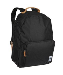 The Pack Society | Рюкзак Городской D-Pack Backpack Solid Black-01