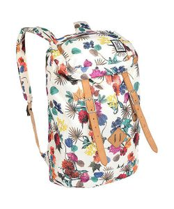 The Pack Society | Рюкзак Туристический Premium Backpack Multicolor Flower Allover