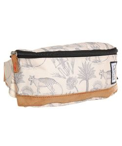 The Pack Society | Сумка Поясная Bum Bag Fossile Allover