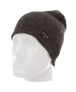 Quiksilver | Шапка Cushy M Hats Charcoal Heather