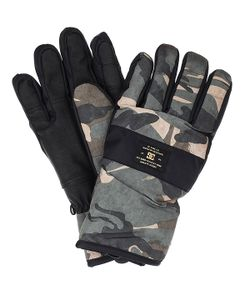 Dcshoes | Перчатки Dc Franchise Glove British Woodland Cam