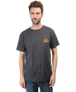 Quiksilver | Футболка Hell Tentation Charcoal Heather