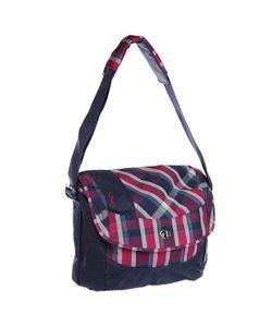 Dekline | Сумка Brooke Messenger Bag Vivienne Plaid/Navy