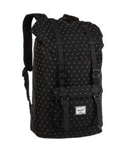 Herschel Supply Co. | Рюкзак Little America Mid-Volume Blk G.Lock/Blk
