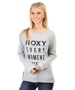 Roxy | Толстовка Свитшот Turnandgo Heritage Heather