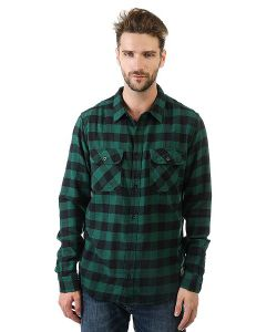 Billabong | Рубашка В Клетку All Day Flannel Evergreen