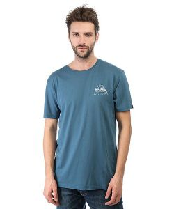 Quiksilver | Футболка Solstice Indian Teal