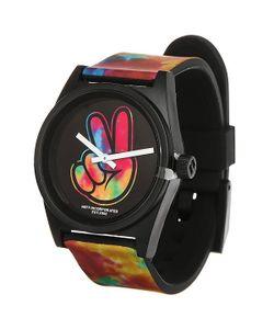 Neff   Кварцевые Часы Daily Wild Watch Tie Dye