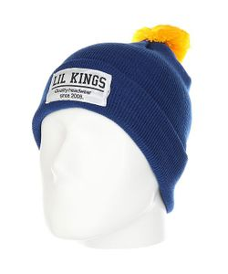 Lil Kings | Шапка Pon-Pon Contrast