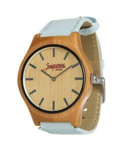Запорожец | Кварцевые Часы Бамбук