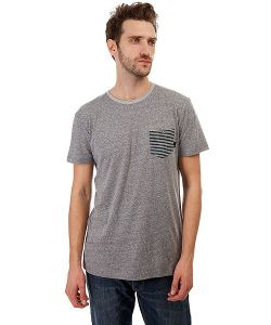 Quiksilver | Футболка Hombrejackson Medium Heather