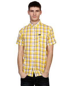 K1X | Рубашка В Клетку La Check Short Sleeve Shirt Violet
