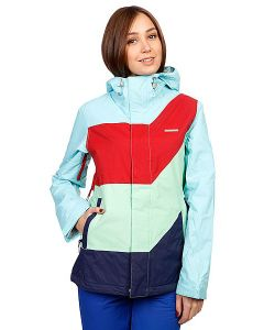 Zimtstern | Куртка Snow Jacket May Ocean