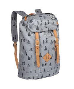 The Pack Society   Рюкзак Туристический Premium Backpack Tree Allover