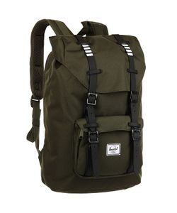 Herschel Supply Co. | Рюкзак Little America Mid-Volume Forest Night/