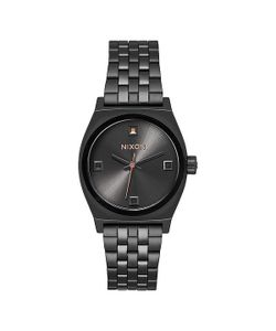Nixon | Кварцевые Часы Small Time Teller Crystal/