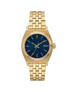 Nixon | Кварцевые Часы Medium Time Teller Light Cobalt
