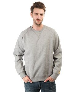 Carhartt | Толстовка Свитшот Chase Sweatshirt Heather