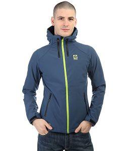 Mystic   Куртка Global 3.0 Jacket Denim Lime