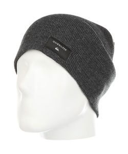 Quiksilver | Шапка Cushyslouch Dark Charcoal Heather