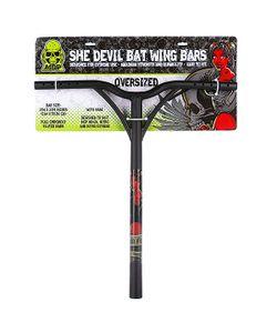 Mgp   Руль Для Самоката Bat Wing Oversize With Rake Extreme She