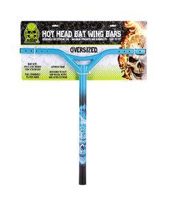 Mgp   Руль Для Самоката Bat Wing Straight Hot Head 31.8mm-21