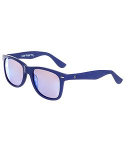 Carhartt | Очки Wip Dearborn Sunglasses Yale Matte Mirrored Lenses