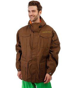 Santa Cruz | Куртка Утепленная Sc 08/09 Dodge