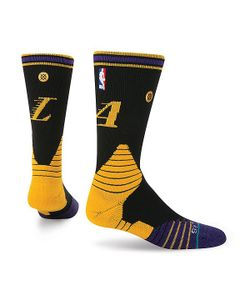 Stance | Носки Средние Nba Oncourt Logo Crew Lakers