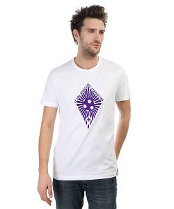 Le Coq Sportif | Футболка Fiorentina Fanwear Tee 2 Optical