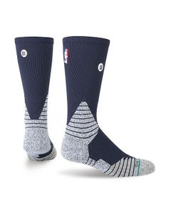 Stance | Носки Средние Nba Oncourt Solid Crew Navy