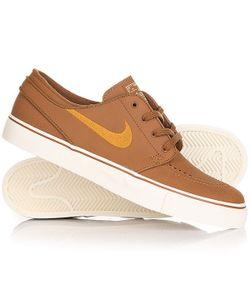 Nike | Кеды Кроссовки Низкие Zoom Stefan Janoski L Ale