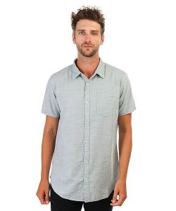 Billabong | Рубашка Faded Shirt Light Steel