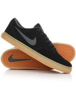 Nike | Кеды Кроссовки Низкие Sb Check Solar