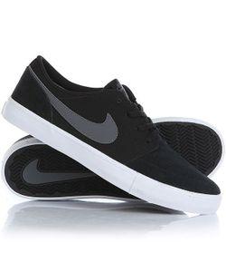 Nike | Кеды Кроссовки Низкие Sb Portmore Ii Solar Dark