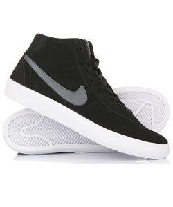 Nike | Кеды Кроссовки Высокие Sb Bruin Hi