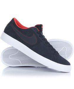 Nike | Кеды Кроссовки Низкие Sb Blazer Vapor Obsidian
