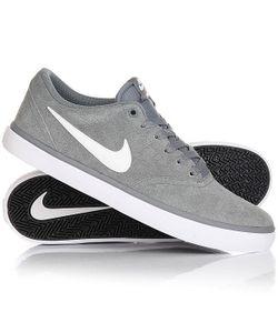 Nike | Кеды Кроссовки Низкие Sb Check Solar Cool