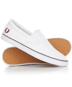 Fred Perry | Слипоны Underspin Slip On Canvas