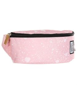 The Pack Society | Сумка Поясная Bum Bag Coral Spatters Allover