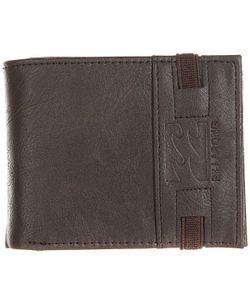 Billabong | Кошелек Locked Wallet Chocolate