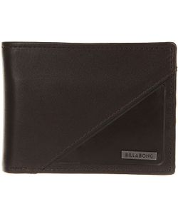 Billabong | Кошелек Split Leather Wallet Chocolate