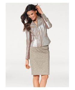 Ashley Brooke | Моделирующая Кожаная Куртка