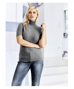 Patrizia Dini | Пуловер С Короткими Рукавами
