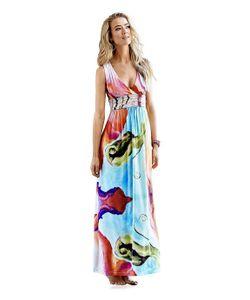 Rick Cardona | Платье Макси