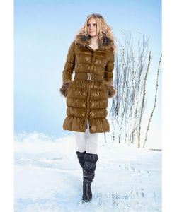 ISABELLA FELLINI   Пуховое Пальто