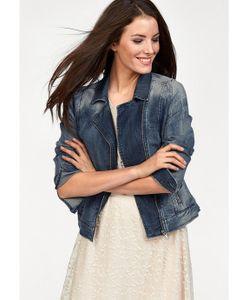 Aniston | Джинсовая Куртка